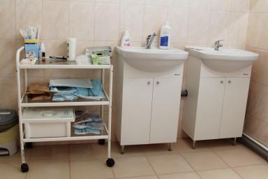 Клиника Индивита. Кабинет