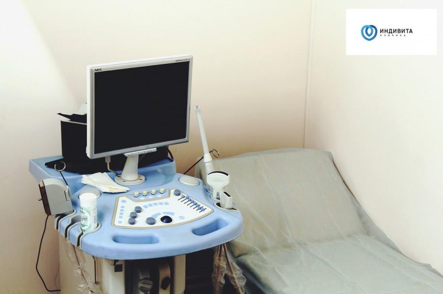 УЗИ в клинике Индивита